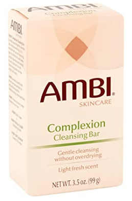 Ambi Skincare Complexion Cleaning Bar 3.5oz