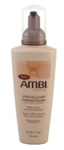 Ambi Skincare Even & Clear Foaming Cleanser 6oz