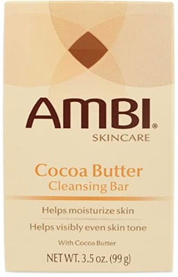 Ambi Skincare Cocoa Butter Cleansing Bar 3.5oz