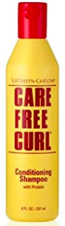 Care Free Curl Conditioning Shampoo 8oz