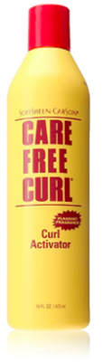Care Free Curl Curl Activator 8oz