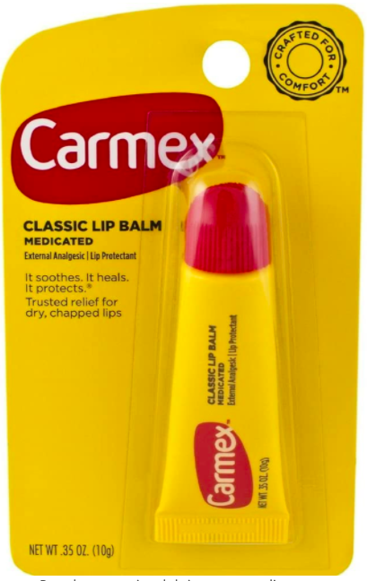 Carmex Classic Lip Balm EZ-ON Applicator 0.35oz
