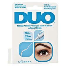Eyelash Glue Strip Duo