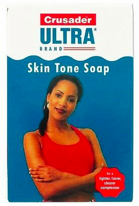 Crusader Ultra Brand Skin Tone Soap 2.85oz