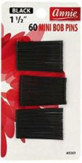 Annie 1.5inch mini bob pins #3301