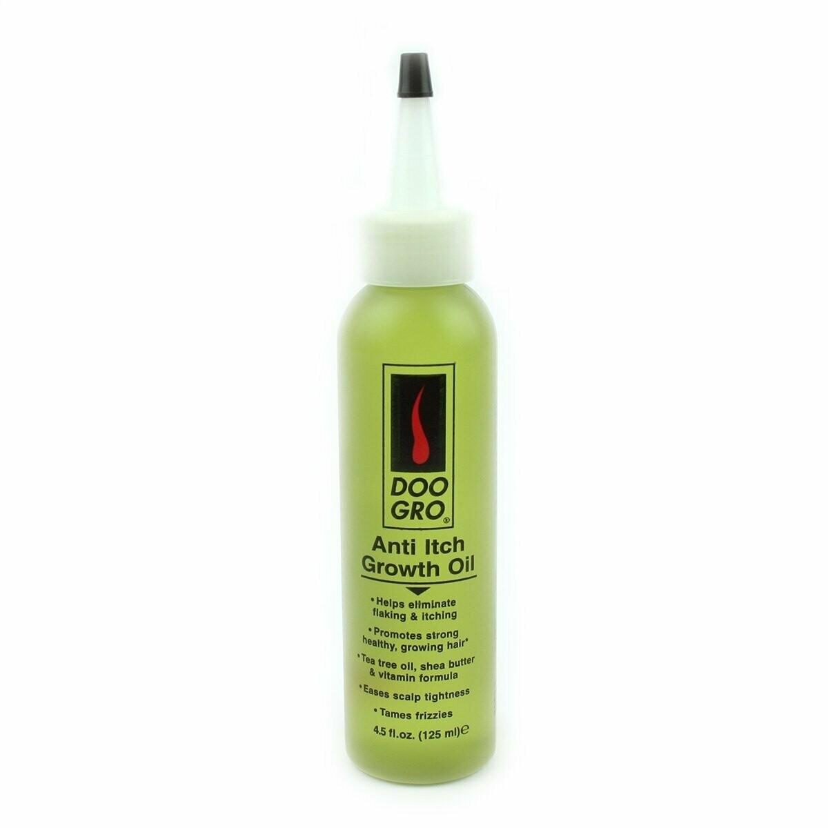 Doo Grow Anti Itch Growth Oil