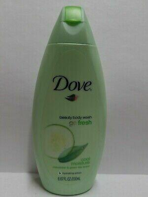 Dove Beauty Body Wash Cool Moisture 6.67oz