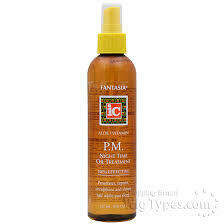 Fantasia Ic Nigth Time Oil Treatment 8oz