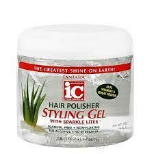 Fantasia Ic Hair Polisher Styling Gel 16oz
