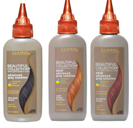 Clairol Beautiful Collection Advanced Gray Hair Color
