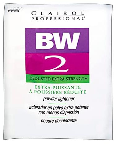 Clairol Professional BW 2 Dedusted Extra Strength Powder Lightener 1oz