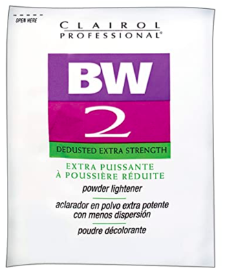 Clairol Professional BW 2 Dedusted Extra Strength Powder Lightener 1oz