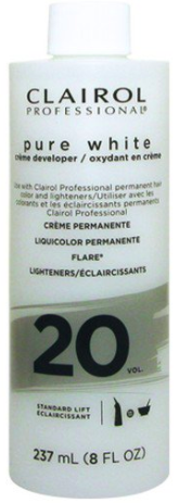Clairol Professional Clairoxide Standard Lift Clear Developer 20vol 16 Oz
