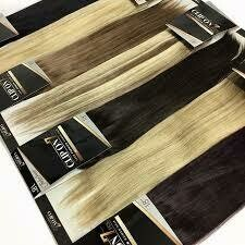 Fashion Source Human Hair 7 Pieces Clip On Extensions