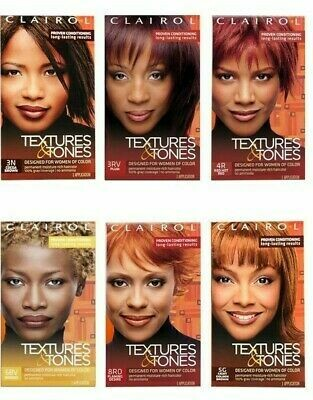 Clairol - Textures/Tones Hair Color