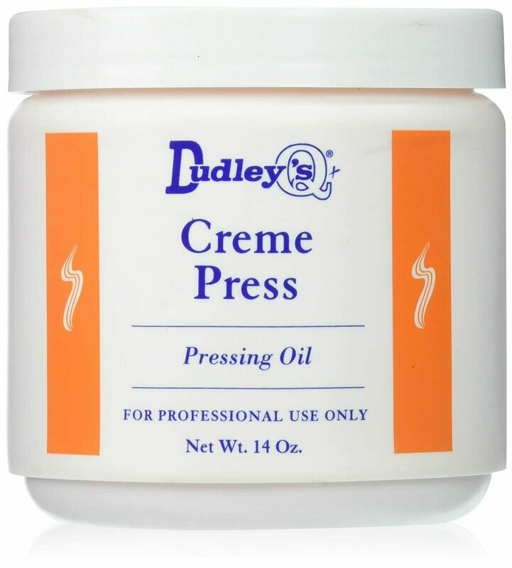 Dudley's Creme Press Pressing Oil