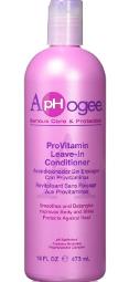 Aphogee Pro-vitamin Leave-in Conditioner 16oz