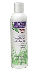 AtOne (At One) Ant-Breakage Shea Butter & Tea Tree Oil Moisturizer 8oz