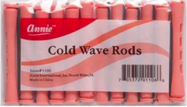 Annie Cold Wave Rods #1106