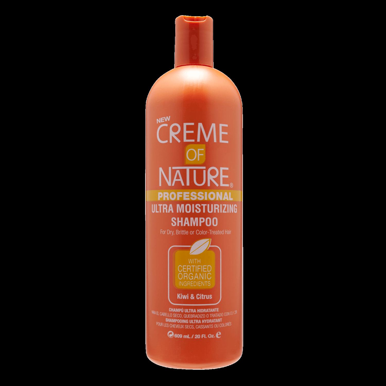 Creme of Nature Ultra Moisturizing Shampoo, Kiwi and Citrus, 20oz