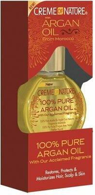 Creme Of Nature Argan Oil 1oz