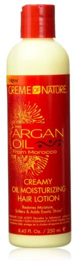 Creme Of Nature Argan Oil Moisturizing Hair Lotion
