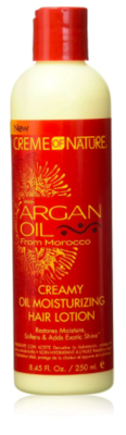Creme Of Nature Argan Oil Moisturizing Hair Lotion