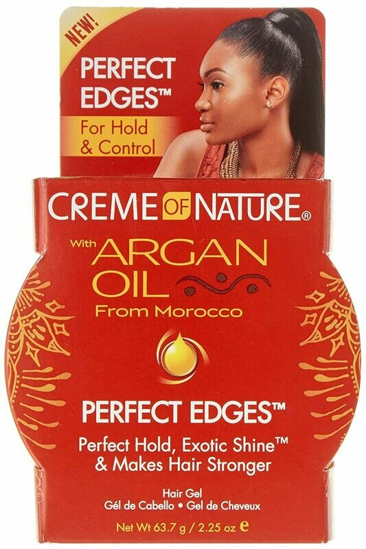 Creme Of Nature Argan Oil Perfect Edges 2.25 Oz