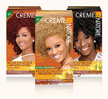 Creme Of Nature Moisture-Rich Hair Color