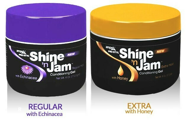 Ampro Pro Styl Shine 'N Jam Conditioning Gel