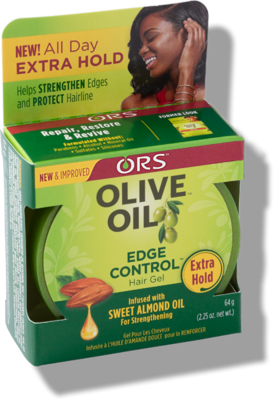 ORS Olive Oil Edge Control Hair Gel Extra Hold