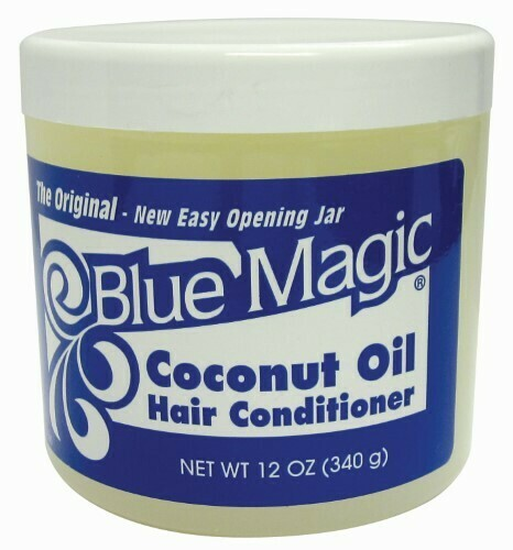 Blue Magic Coconut Oil Hair Conditioner 12oz