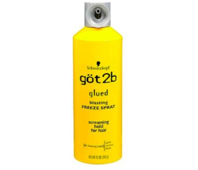 got2b Glued Freeze Spray 12oz