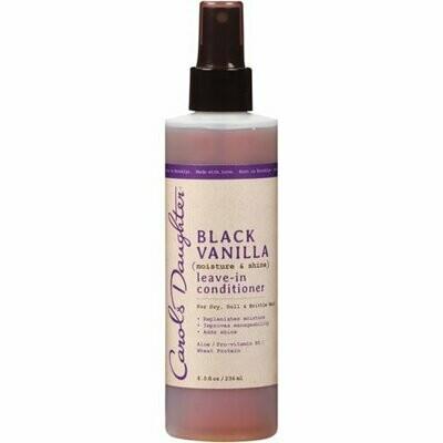 Carol's Daughter Black Vanilla Leave-In Conditioner Spray 8oz