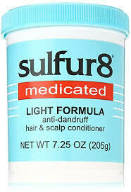Sulfur 8 Light Formula 7.25oz