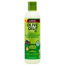 ORS Olive Oil Hair Lotion Castor Oil