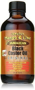 Jamaican Mango & Lime Black Castor Oil Original