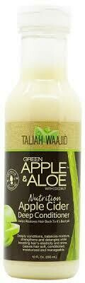 Taliah Waajid Green Apple & Aloe Nutrition Apple Cider Deep Conditioner