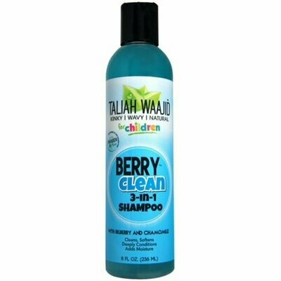Taliah Waajid Berry Clean 3-in-1 Shampoo 8 Oz