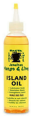 Jamaican Mango & Lime Island Oil, 8 oz