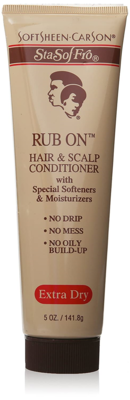Softsheen Carson Sta So Fro Rub On Hair And Scalp Conditioner (Extra Dry) 5oz