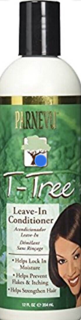 Parnevu T-tree Leave-in Conditioner Helps Prevent Itching And Flakes 12oz