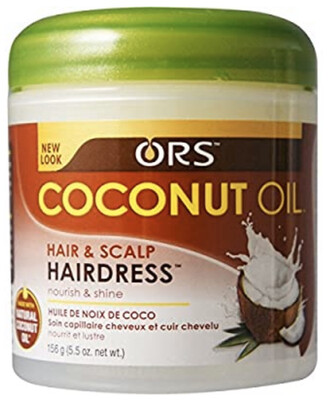 ORS Coconut Oil Hair And Scalp Hairdress 5.5oz