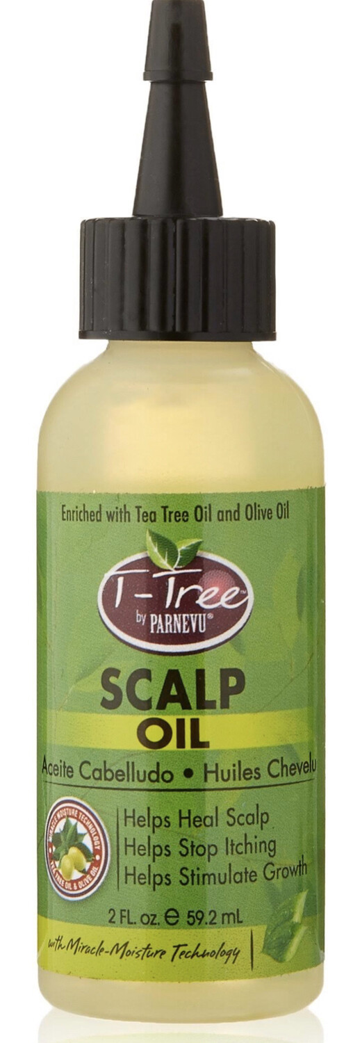 Parnevu T-tree Scalp Oil