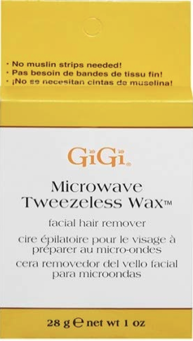 Gigi Tweezeless Wax 1oz Hot Wax