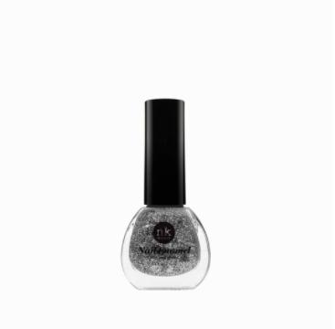 Nk Nail Polish 011 - Chunky Silver