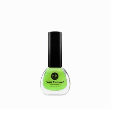 Nk Nail Polish 016 - Pastel Lime Green
