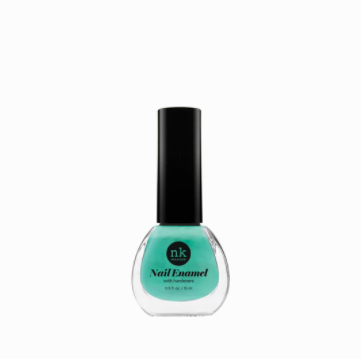 Nk Nail Polish 018 - Caribbean Green
