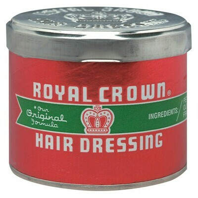 Royal Crown Hair Dressing 5oz (Or 8oz With 60% More Free)