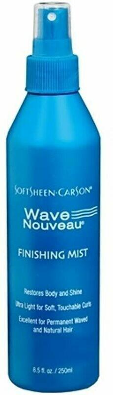 Wave Nouveau Finishing Mist